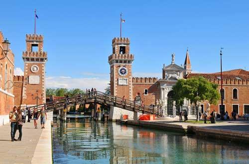 Donde hospedarse en Venecia en Castello