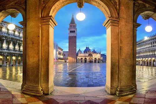 Donde alojarse en Venecia en la zona de San Marco