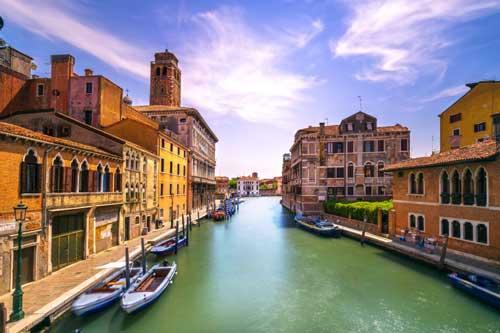 Donde dormir en Venecia en la zona Cannaregio