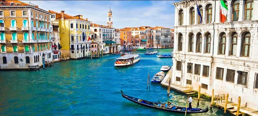 Barrios, zonas y distritos de Venecia
