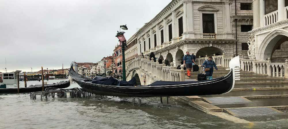 Cómo moverse en Venecia