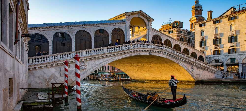 Clima y cuándo viajar a Venecia