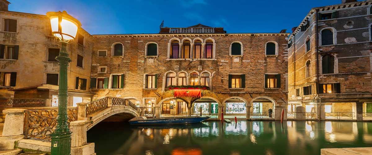 Donde alojarse en Venecia