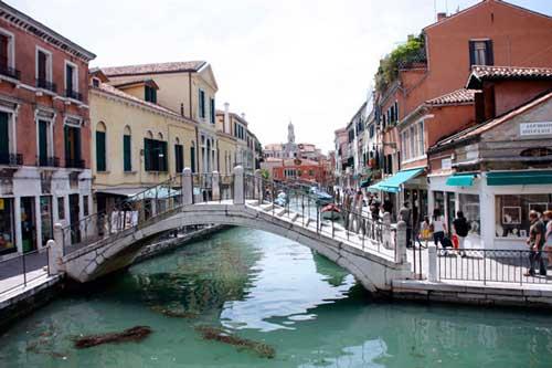 Donde dormir en Venecia zona Santa Croce