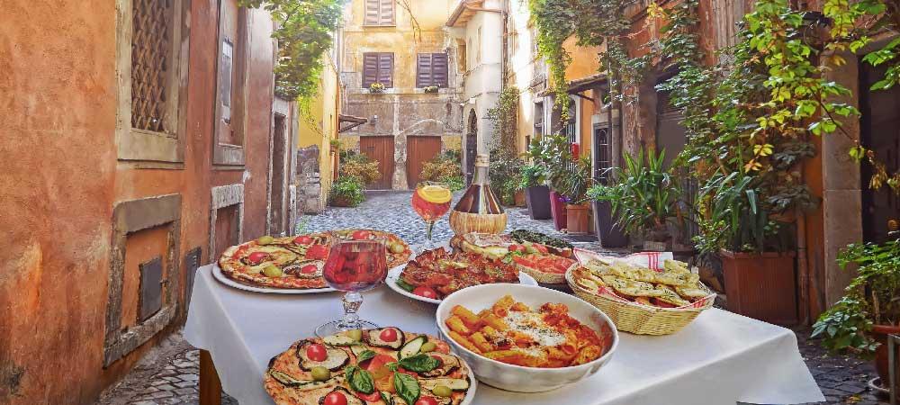 Gastronomía y platos típicos de Venecia