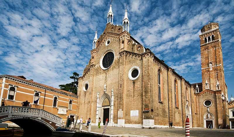 Santa María Gloriosa dei Frari
