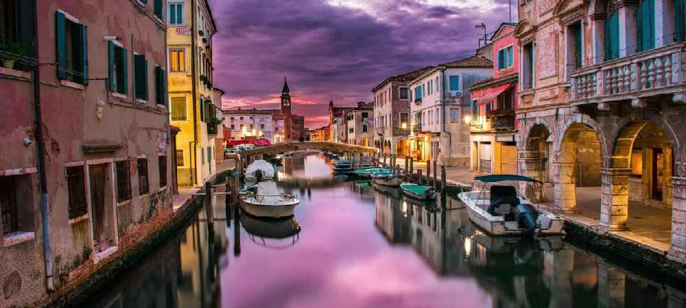 Venecia en dos días