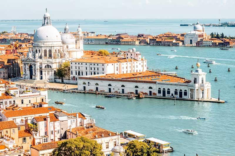 Itinerario de dos días en Venecia