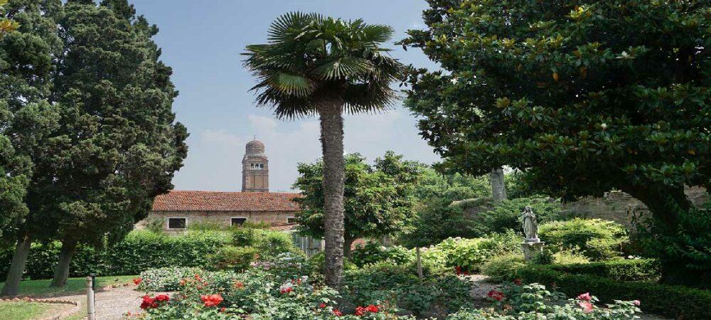 Parques y jardines en Venecia