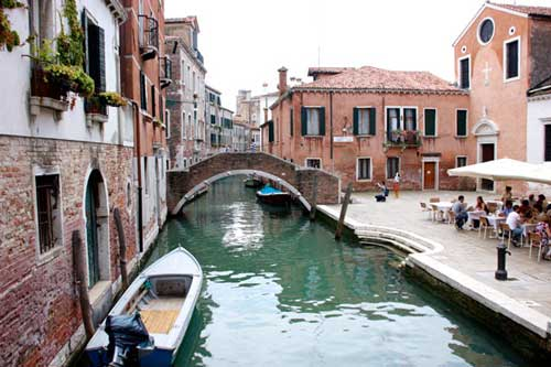 Donde alojarse en Venecia Dorsoduro